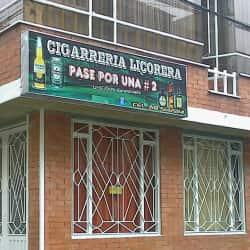 Cigarrería Licorera Pase por Una # 2  en Bogotá