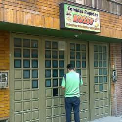 Cómidas Rápidas Rossy en Bogotá