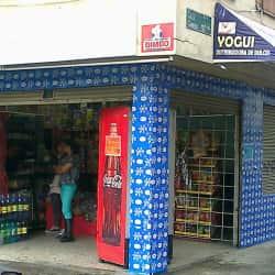 Distribuidora de Dulces Yogui en Bogotá