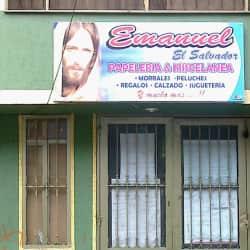 Emanuel El Salvador Papelería en Bogotá