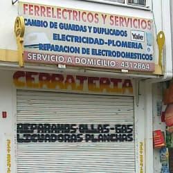 Ferreléctricos y Servicios en Bogotá