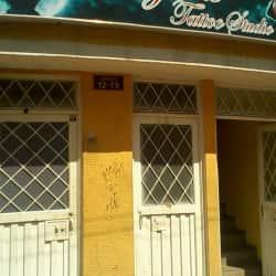 Gargolas Tattoo Studio en Bogotá
