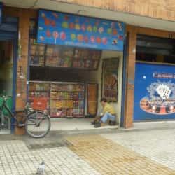 El Mercado de los Dulces en Bogotá