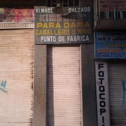 Kimboss Almacén de Calzado en Bogotá