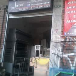 Vidrios y Aluminios Jcarval en Bogotá
