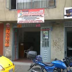 Tienda Don Chucho en Bogotá