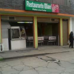 Restaurante Elian en Bogotá