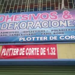 Adhesivos y Dekoraciones en Bogotá