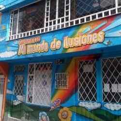 Gimnasio mi Mundo de Ilusiones en Bogotá