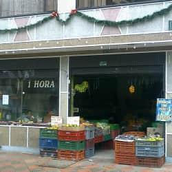 Fruver en la 71 en Bogotá