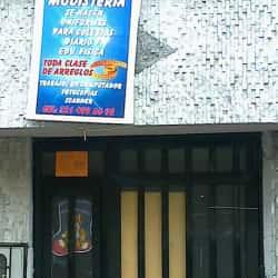 Modistería en la 106 en Bogotá