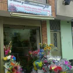Flores y Decoraciones J.E en Bogotá