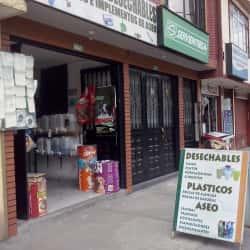 Desechables y Plásticos La 68 en Bogotá