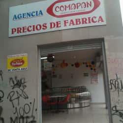 Agencia Comapan Calle 76 en Bogotá