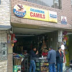 Cigarrería Camils en Bogotá