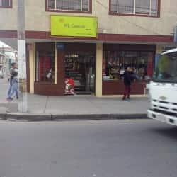 Mi Caracas Express en Bogotá