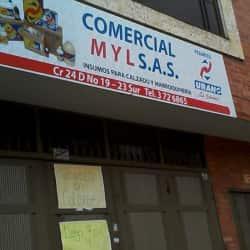 Comercial M Y L S.A.S en Bogotá