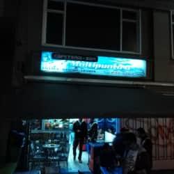 Cigarrería y Cafetería Multipunto G en Bogotá