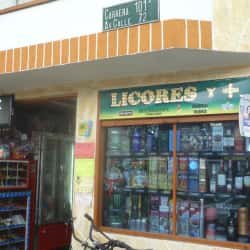 Licores Y + en Bogotá
