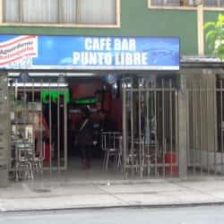 Café Bar Punto Libre  en Bogotá