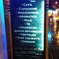 Evanescence Café Bar en Bogotá
