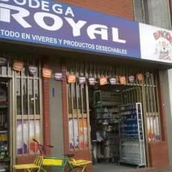 Bodega Royal en Bogotá