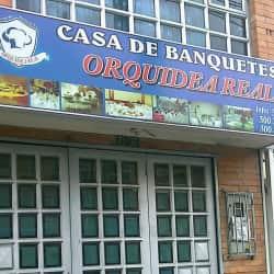 Casa de Banquetes Orquidea Real en Bogotá