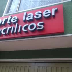 Corte Laser Acrilicos en Bogotá