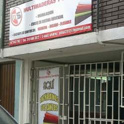 Multimaderas y Servicios en Bogotá