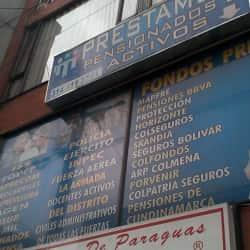 Credipensiones en Bogotá