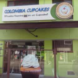 Colombia Cupcakes en Bogotá