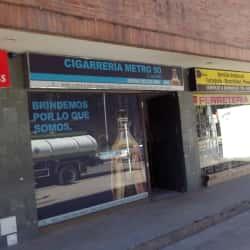 Cigarrería Metro 90 en Bogotá