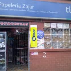 Papelería Zajar en Bogotá