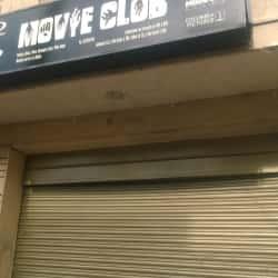 movie club en Bogotá