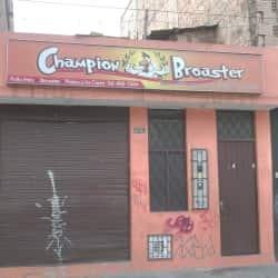Champion Broaster en Bogotá