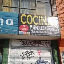 Cocinas Marmoles y Granitos en Bogotá