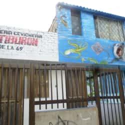 Pescadería Cevichería el Tiburón de la 69 en Bogotá