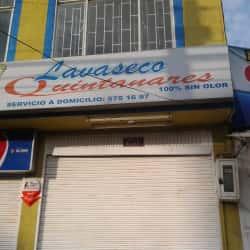 Lavaseco Quintanares en Bogotá