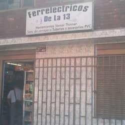 Ferreléctricos de la 13 en Bogotá