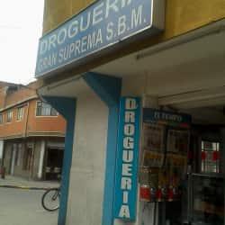 Droguería Gran Suprema S.B.M. en Bogotá