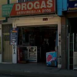 Drogas Servirebaja 2006 en Bogotá