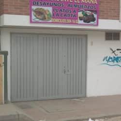 Restaurante el Mana en Bogotá