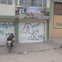 Electricidad Automotriz El Titan en Bogotá