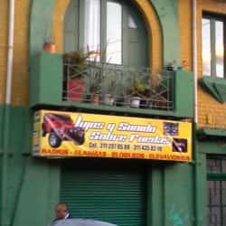 Lujos y Sonido Sobre Ruedas en Bogotá