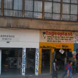 Ingeoplást en Bogotá