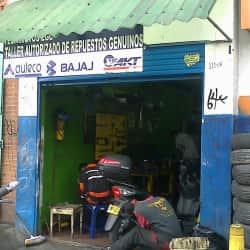 Tecnimotos EGC en Bogotá