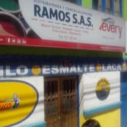 Distribuidora y Comercializadora Ramos S.A.S en Bogotá