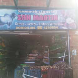 Supermercado San Martín Carrera 69B en Bogotá