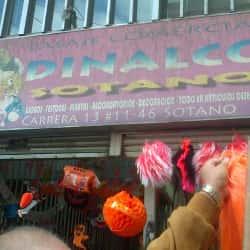 Distribuidora Ayg Dinalco en Bogotá