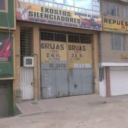 Exostos Silenciadores López en Bogotá
